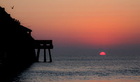Juno Beach Pier Sunrise 012
