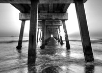 Juno Beach Pier Sunrise 005