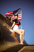 WWII Pin Up Girl 007