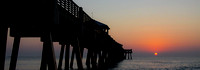 Juno Beach Pier Sunrise 013