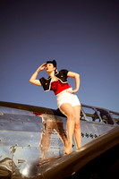 WWII Pin Up Girl 009
